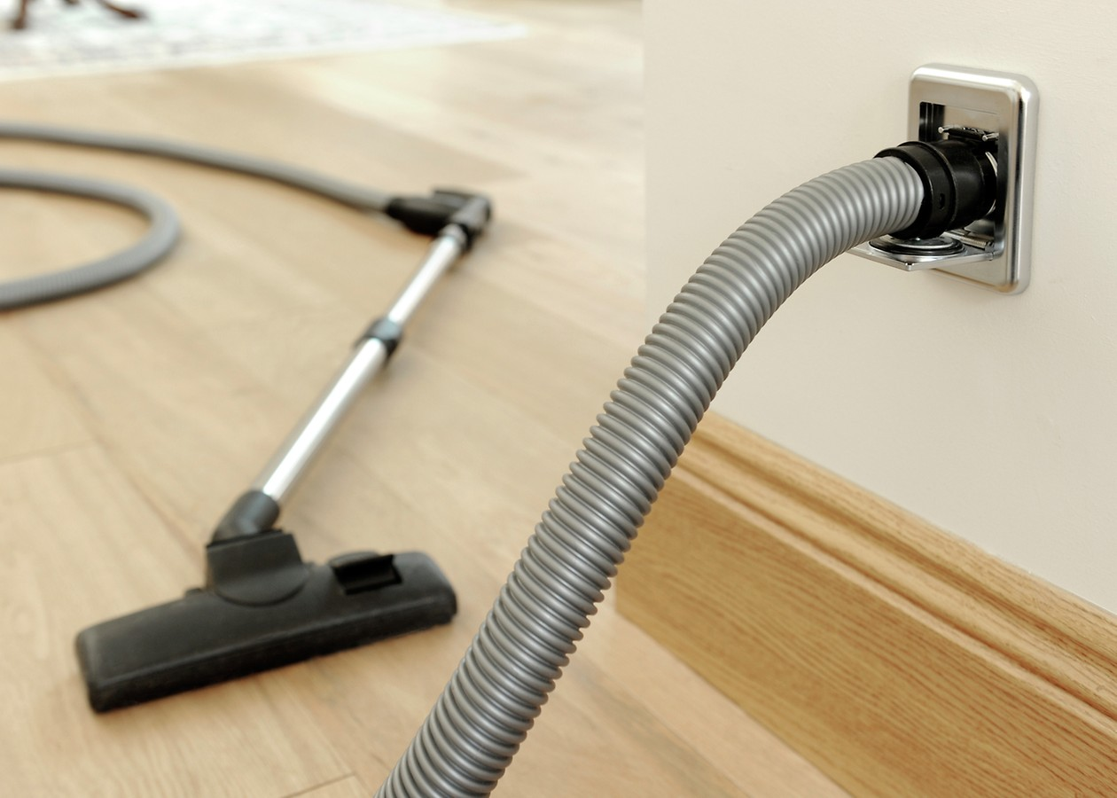 Central Vacuum System – Modern Eco-Friendly House Cleaning Ideas